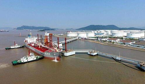 第三届世界油商大会10月舟山举行